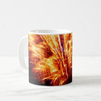 Firework Mug