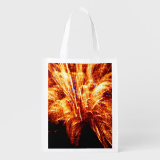 Firework Reusable Bag