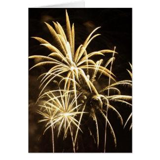 Fireworks 19 card