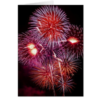 Fireworks 3 card