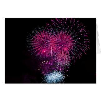 Fireworks 4 card