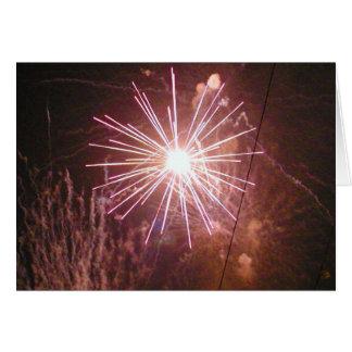 Fireworks 7 cards