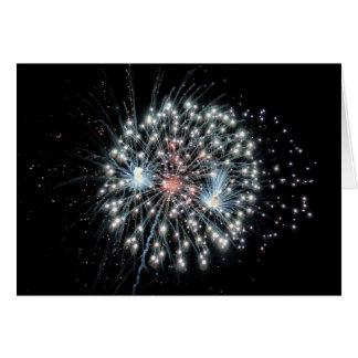 Fireworks Airburst 1 Card