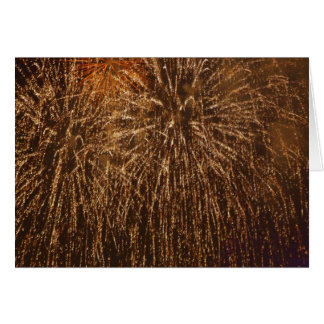 Fireworks Art Cards and Invitations