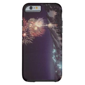 Fireworks at Big Mountain Resort in Whitefish, Tough iPhone 6 Case