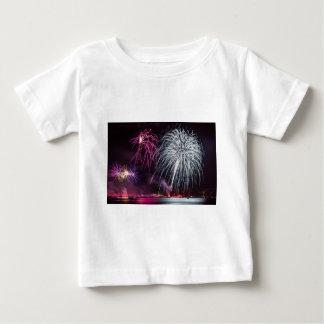 Fireworks Baby T-Shirt