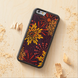 Fireworks Carved Cherry iPhone 6 Bumper Case