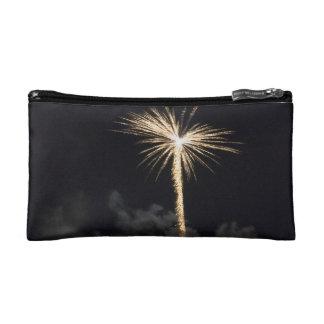 Fireworks Celebration at Night Cosmetic Bag