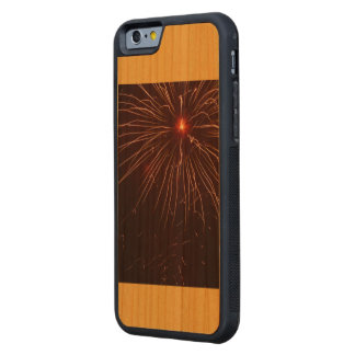 fireworks cherry iPhone 6 bumper