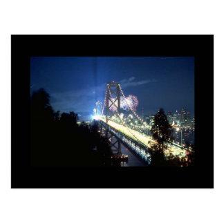 Fireworks Designer Postcards