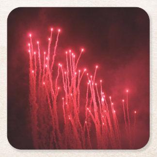 Fireworks Drink Coaster