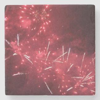 Fireworks Drink Coasters