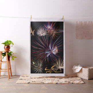 Fireworks Finale Fabric