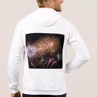 fireworks Fleece Zip  Hoodie