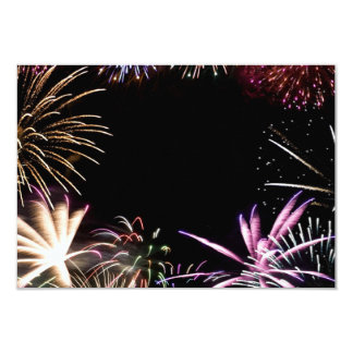 Fireworks Grand Finale Invitations