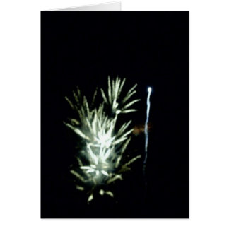 Fireworks! Greeting Card