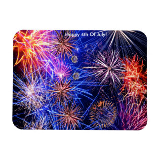 Fireworks image for Photo Magnet