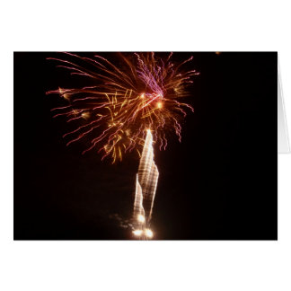 Fireworks in Nafplio Cards
