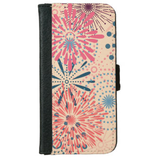 Fireworks iPhone 6 Wallet Case