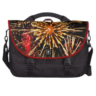 Fireworks Laptop Bags