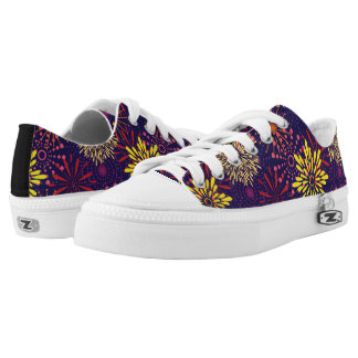 Fireworks Low Tops