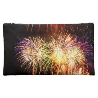 Fireworks Makeup Bag