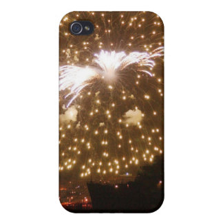 Fireworks on the 4th cover for iPhone 4