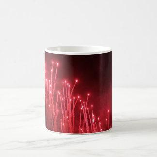 Fireworks Red Glare Mug