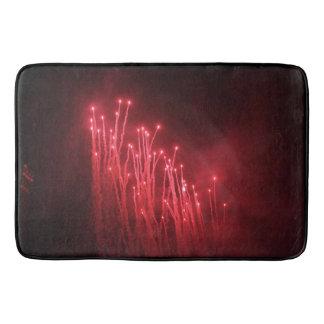 Fireworks Rockets Red Glare Bath Mat