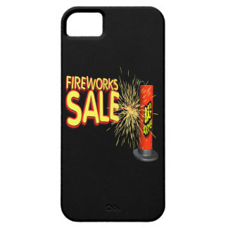 Fireworks Sale iPhone 5 Cover