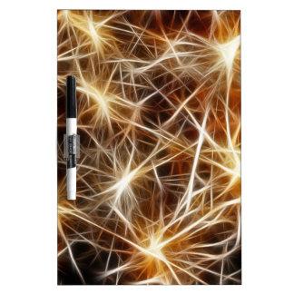 Fireworks Stars Dry Erase Board