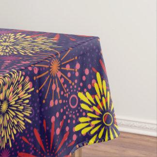 Fireworks Tablecloth