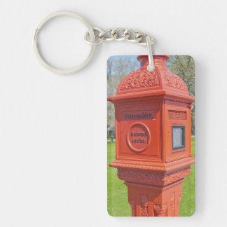 Firre Alarm Box Key Ring
