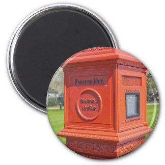Firre Alarm Box Magnet