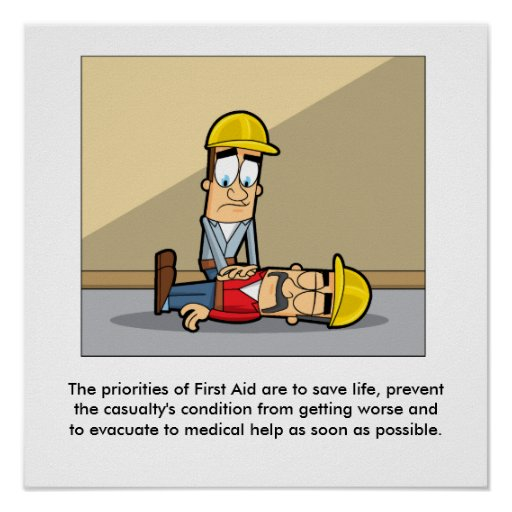 First Aid 01 Poster