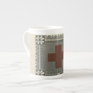 First Aid Certificate Tea Cup