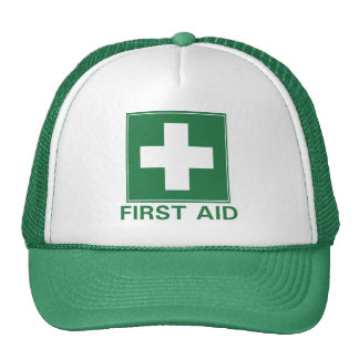 First Aid Hat