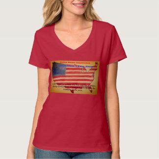 First Amendment Guarantees Freedom of the Press T-Shirt