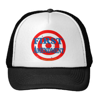 First Amendment Trucker Hats