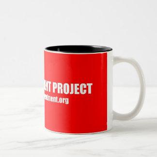 First Amendment Project mug
