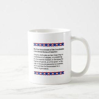 First Amendment Rights Coffee Mug