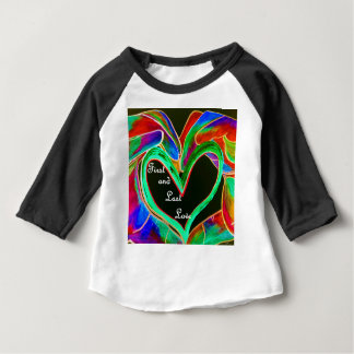 First and Last Love Baby T-Shirt