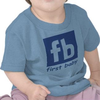 First Baby Boy Tshirts