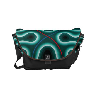 First Breath - Messenger Bag by Vibrata