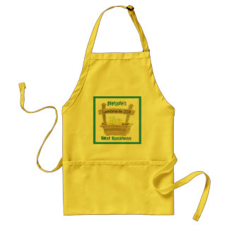 First Business Apron