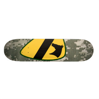 First Calvary Division Skateboard Pro