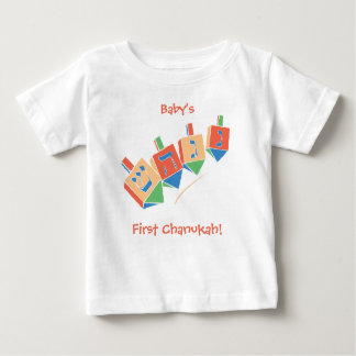 First Chanukah / Hannukah Dreidle T Shirt