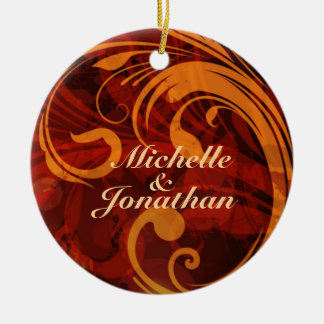First Christmas Together Personalized Ornament