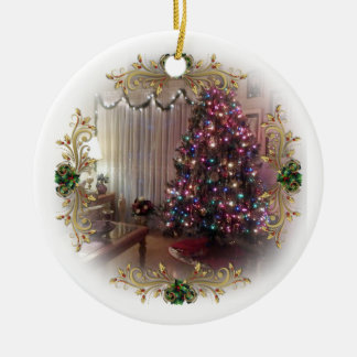 """""""First Christmas tree"""" Ornament"""
