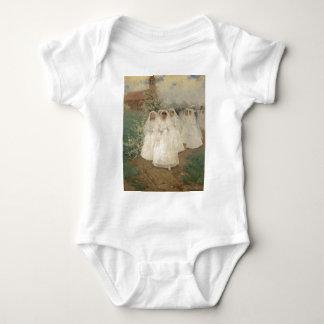 First Communion Baby Bodysuit